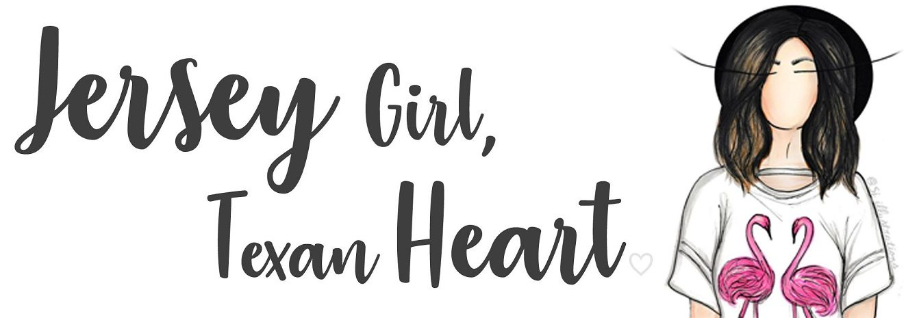 Jersey Girl, Texan Heart