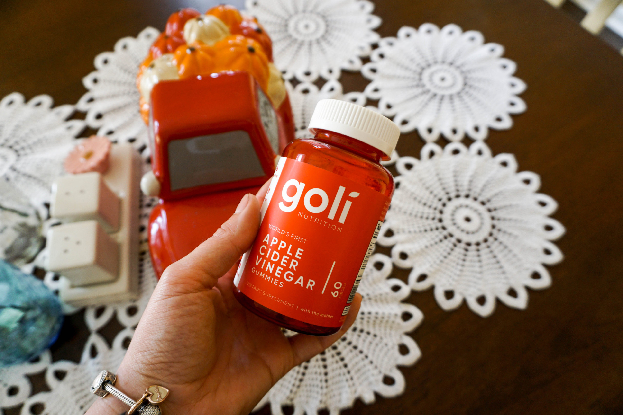 The Benefits of Apple Cider Vinegar and Goli Gummies & a
